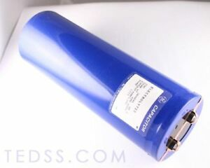 New 5600uf 400v Large Can Aluminum Electrolytic Computer Grade Capacitor Dc Mfd