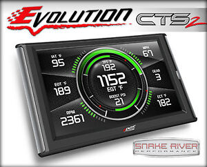 Edge Cts 2 Gas Evolution Programmer For 97 15 Ford F150 F250 F350 Gas