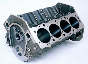 Dart Little M Sbc Engine Block Your Choice Small Bore Or Larger Bore