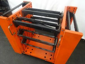 Cat 50 Or 50 Nst 65 Capacity Tooling Cart