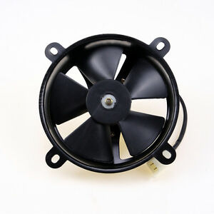 12v 6 Inch Thermo Radiator Cooling Fan Pit Dirt Bike Buggy Atv Quad Go Kart Mu