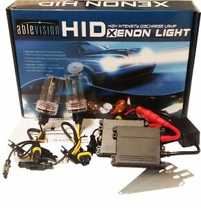 55w Hid Xenon Headlight Conversion Kit Hi lo Bi xenon Dual Beam H4 H13 9004 9007