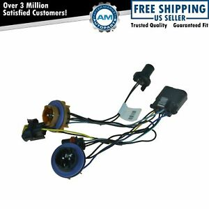 Oem 15950809 Headlight Wiring Harness Left Or Right Side Lh Rh For Gm Pickup Suv