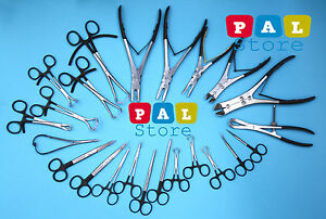 23 Pcs Orthopedic Surgical Veterinary Instruments Premium Quality Instruments