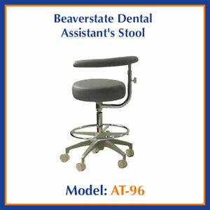 New Beaverstate Dental At 96 Assistant s Stool Round Seat Hygiene Chair