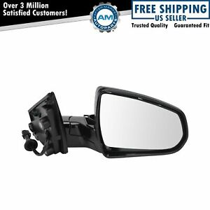 Mirror Power Heated Rh Right Passenger Side For 10 15 Cadillac Srx New