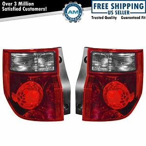 Taillamp Taillight Left right Pair Set For 07 08 Element Sc