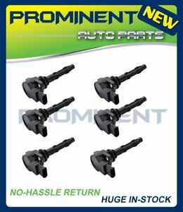 Uf535 6 Ignition Coil On Plug Replacement For 2005 2010 Mercedes benz Dodge