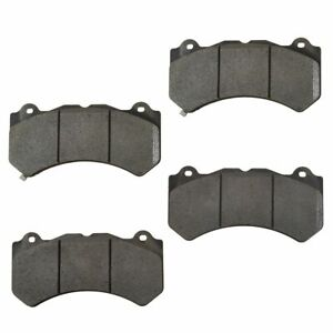 Oem 68144427ab Front Brembo Disc Brake Pad Set For Jeep Grand Cherokee Srt8 New
