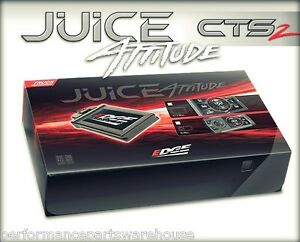 Edge Juice With Attitude Cts2 For 2001 2002 Dodge 5 9l Cummins 120hp
