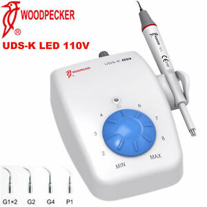 Woodpecker Dental Ultrasonic Piezo Scaler Uds k Led Ems Compatible