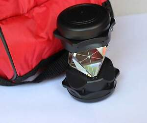 Topcon Sokkia Atp 360 Degree Prism With Protective Prism Cover Both 5 8 female