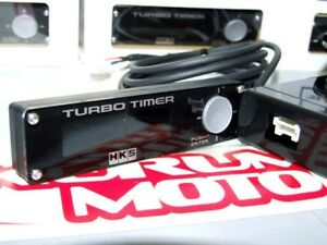 Hks Type 1 Turbo Timer With Mt 6 Plug In Harness