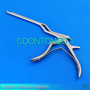 Bayonet Kerrison Rongeurs 45 Up 3mm Surgical Instruments
