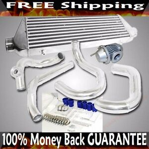 Front Mount Intercooler Piping Bov For 00 05 Volkswagen Golf Jetta 1 8t Dohc