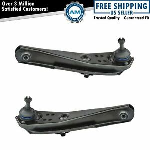 Front Lower Control Arm W Ball Joint Pair Set For Mustang