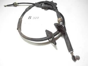 1993 1997 Toyota Corolla Auto Shifter Gear Selection Transmission Cable Oem