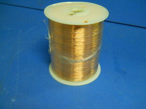 Select Copper Bus Bar Wire 28ft 0 0125 Diameter 73225765
