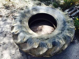 Unused Alliance Tractor Tire 18 4 15 26 Or 18 4 15 26 14 Ply Steel Reinfo