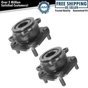 Front Wheel Hub Bearing For 2007 2008 2009 2010 2011 2012 Nissan Sentra 2 0l