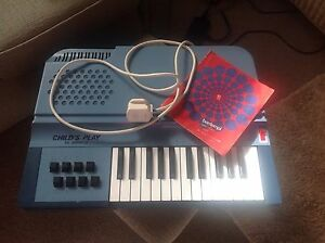 bontempi childs play reed organ