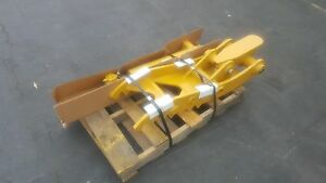 New 12 X 42 Heavy Duty Hydraulic Thumb For Backhoes