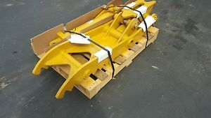 New 12 X 48 Heavy Duty Hydraulic Thumb For Backhoes