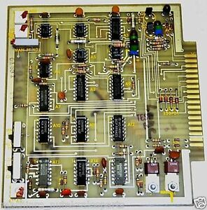 Technitron Shift Current Control Circuit Board 625704c_820704d_6257o4c_82o7o4d