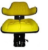 Ford Tractor Parts Htjal3655a Seat Yellow Angle Type slide Many Models