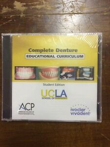 Complete Denture Educational Curriculum Cd