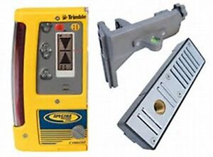 Spectra Precision Cr600 Laser Level Receiver W Magnetic Mount