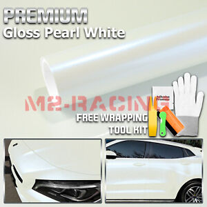 Gloss Glossy Black Vinyl Car Wrap Sticker Decal Bubble Free Air Release Film
