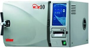 Brand New Tuttnauer Ez10 The Fully Automatic Autoclave 4 Trays