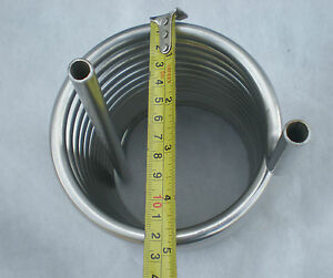 Stainless Coil Hot Water Or Multi use Flexible B12689 1 5002963