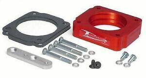 Poweraid Throttle Body Spacer Fits 1999 2004 Ford Mustang Gt 4 6l V8 400 524