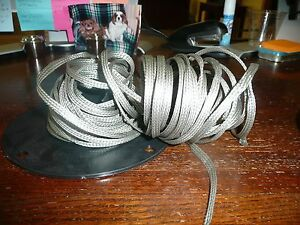 Allied Wire Aa59569r36t0203 11awg 13 64 In Tubular Braid Approx 42ft