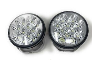4inch 21w Pod Flood Round Led Work Light Fog Light Waterproof Offroad Driving