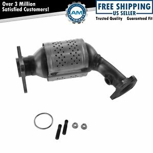 Rh Firewall Side Catalytic Converter For Nissan Altima Maxima Quest 3 5l New