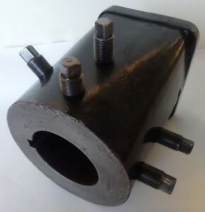 2a Warner Swasey Long Flanged Tool Holder 3 Bore Size M1828