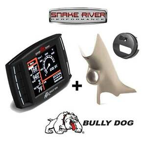 Bully Dog Triple Dog Gt Diesel W Pillar Mount For 03 09 Dodge Cummins 5 9l 6 7l
