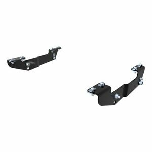 Curt 5th Wheel Hitch Brackets For 01 10 Chevy Silverado Sierra 2500hd 3500 16418