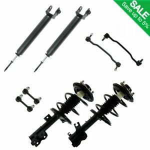 Suspension Kit Set Of 8 Front Rear Lh Left Rh Right For 02 06 Nissan Altima