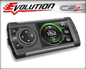 Edge Products Diesel Evolution Cs2 Ca Tuner For Powerstroke Cummins Duramax