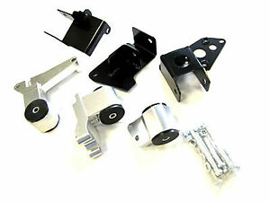 Obx Engine Mount Bracket For 1996 To 2000 Civic With K Swap To Ek Chassis