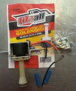 700 R4 4l60e Torque Converter Lock Up Solenoid Fast Free Shipping