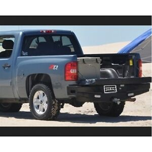 Ranch Hand Sbc08hblsl Rear Bumper For 2007 2013 Chevy Silverado Gmc Sierra 1500