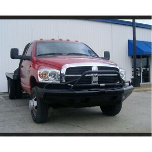 Ranch Hand Btd061blr Bullnose Front Bumper For 06 07 08 09 Dodge Ram 2500 3500