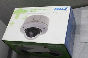 Pelco Sarix Ime Ime219 1vp Network Surveillance Day Night Resistant Dome Camera