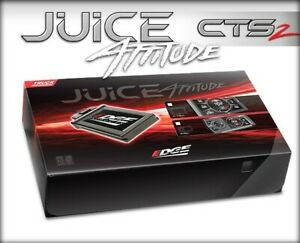 Edge Juice With Attitude Cts2 01 04 Gm 6 6l Duramax Diesel 150hp