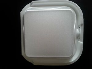 Takeout Foam 6 Inch Containers Total 591